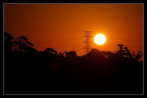 Westleigh Sunset 2 by Jonothelad
