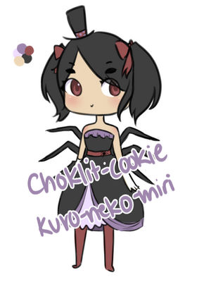[OPEN]Spider Adopt-400 POINTS by Choklit-Cookie
