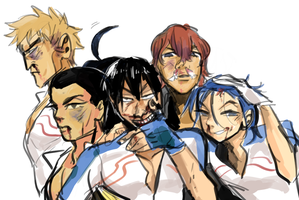hakogaku fight club by hundydoo