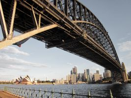 Milsons Point by Jim-Zombie