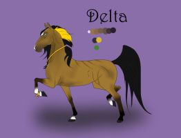Delta Ref by frenchly