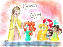 welcome merida by Lezzette