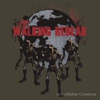 The Walking ReDead by greymattercreations3