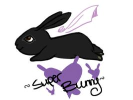 SuperBunny by MidnyghtDew