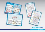 Express Air Safety Cards by djac