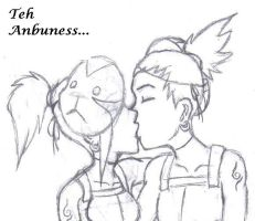 ANBU Luv by Xubbles