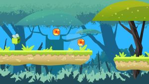 Side scrolling game by dexter64