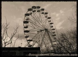 The big wheel by Benegeserit