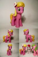 Lily Custom G4 Pony by Oak23