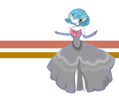 Shiny Mega Gardevoir v.3 by Shadow-Pikachu6