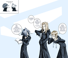 Vexen's Tummy Ache by mirrorblack