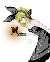 Rin Kagamine - Magnet by MAGIC-in-a-can