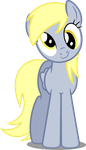 Vector #85 - Derpy Hooves #3 by DashieSparkle
