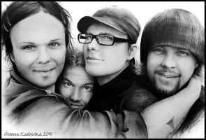 the rasmus portrait by Ladowska