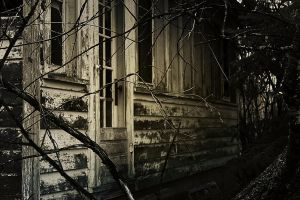 Abandoned Farm House 2 by S-H-Photography
