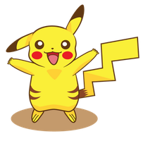 Pikachu by sylview