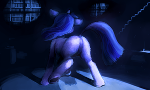 Dance in the Dark by sharpieboss