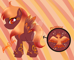 My lil Fantasy Adopt 2 CLOSED by mea0113