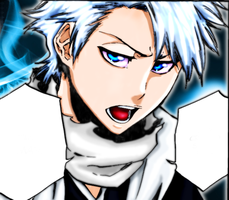 Toshiro Hitsugaya by gone-phishing