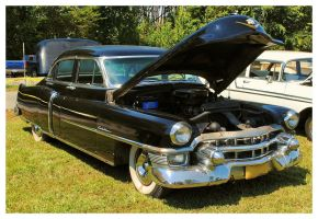 A Black Cadillac by TheMan268