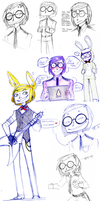Ohmygodsimsocreative: PG doodle by WheatPodlaska