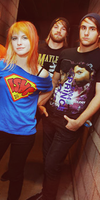 Paramore Vertical by MooniehDesign