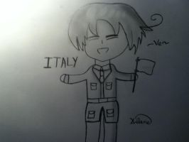 Italy by Xilane