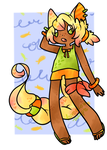 Summer Fun Adopt - OPEN by kuroeko-adopts