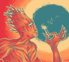 Palette 9: Groot by CatusSnake