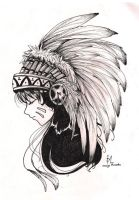 native plume by selene-bunny