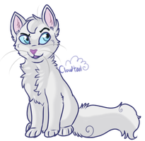 Cloudtail by lulubellct