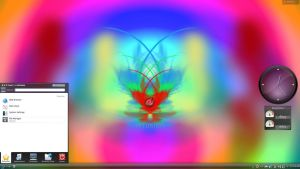 Colors inFusion - my current KDE4 on Isotope by rvc-2011