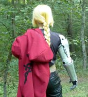 FMA - Edward Elric Cosplay by Darizard