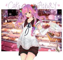 CaKe BakeRy by ilurisa