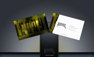 Karl - Business Card v2 by pentatonic-ripper