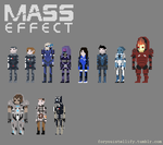 Mass Pixel by foryouistellify