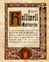 To Call The Halliwell Matriarchs by Charmed-BOS