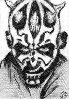 PSC: Maul - Ink by JasonShoemaker