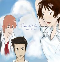 girl who leapt through time by Daria91