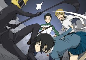 DuRaRaRa by streamingSun