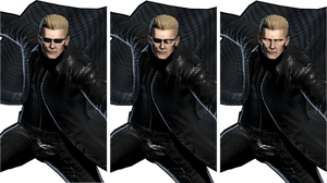 Wesker Ultimate MvsC 3 V1 by sidneymadmax