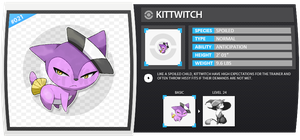 021 :: Kittwitch by Elaynii