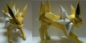 Adrian's Jolteon by Sanders