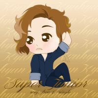 Super Junior Sexy Free Single KYUHYUN by anime234dotcom