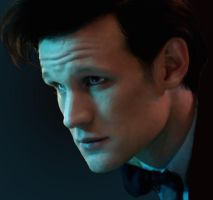 The Doctor - Matt Smith by Orla-Des
