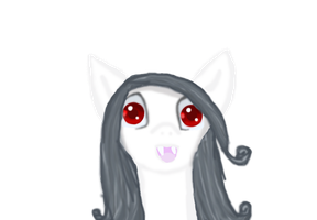 Vampire pony by WoefulWriters