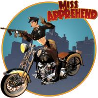 Miss Apprehend by CWRudy