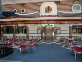 Johnny Rockets by CaptainSpinFiction