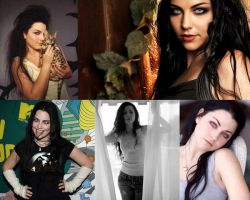 Amy Lee Collage by ForeverFallen16