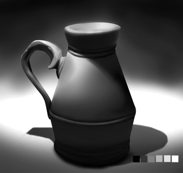 Study: Basic Rendering by TomN7